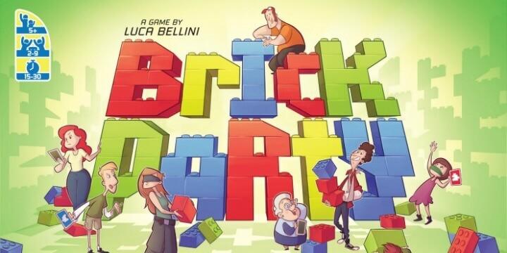 Žaidimas Brick Party