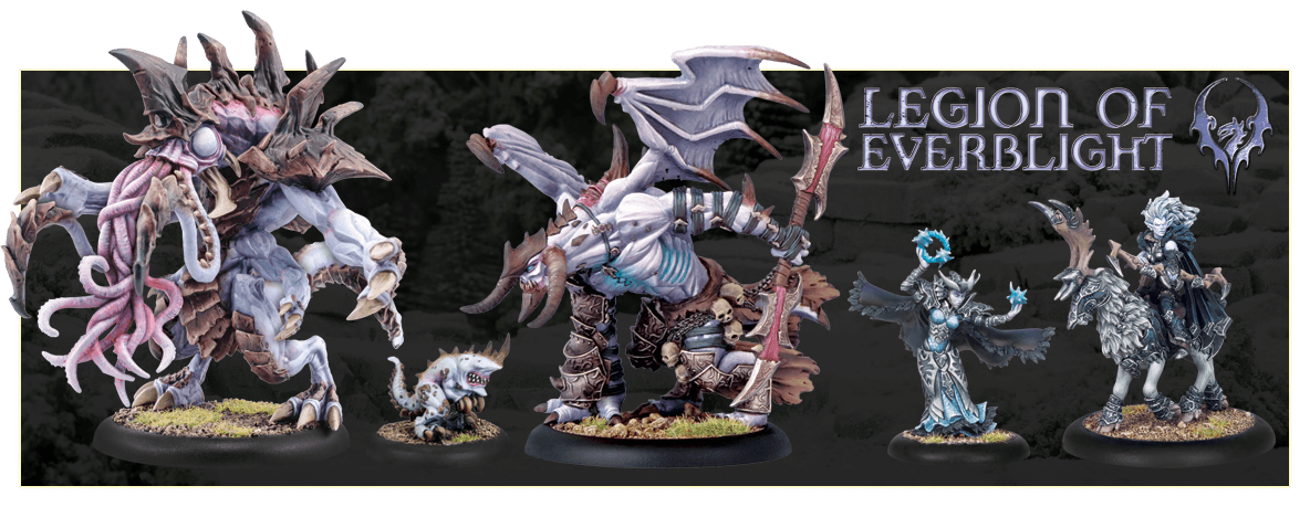 Hordes Legion of Everblight