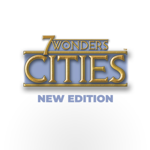 Stalo žaidimas 7 Wonders: Cities (new edition)
