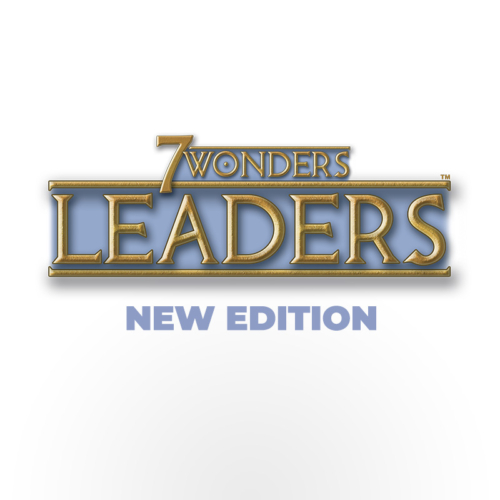 Stalo žaidimas 7 Wonders: Leaders (new edition)