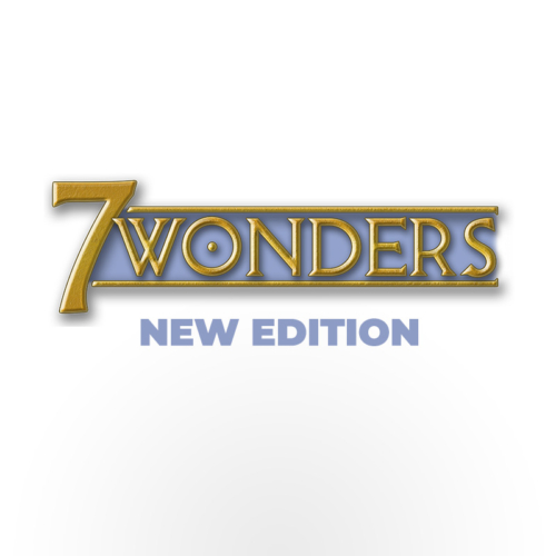 Stalo žaidimas 7 Wonders (new edition)