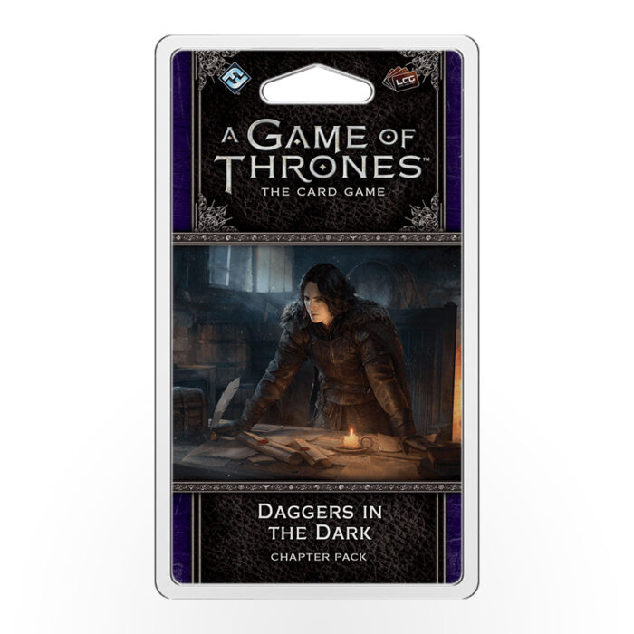A Game of Thrones: The Card Game - Daggers in the Dark