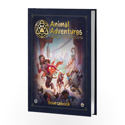 Animal Adventures: Gullet Cove - Secrets of Gullet Cove Sourcebook