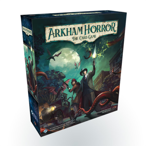 Arkham Horror: The Card Game Revised edition