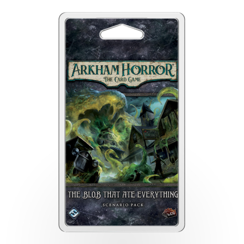 Stalo žaidimas Arkham Horror: The Card Game - Blob That Ate Everything