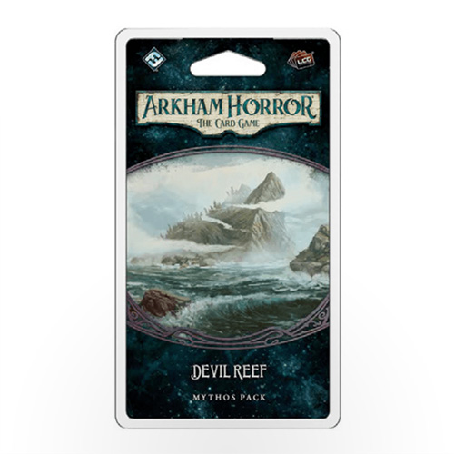 Stalo žaidimas Arkham Horror: The Card Game – Devil Reef