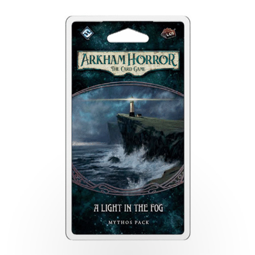 Stalo žaidimas Arkham Horror: The Card Game – A Light in the Fog