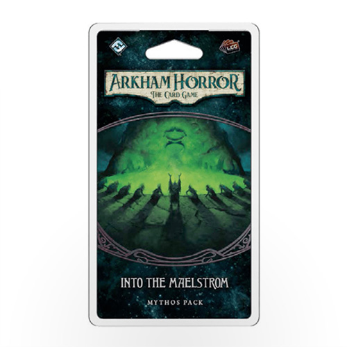 Stalo žaidimas Arkham Horror: The Card Game – Into the Maelstrom