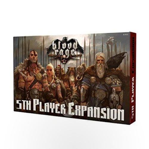 Stalo žaidimas Blood Rage - 5th Player Expansion