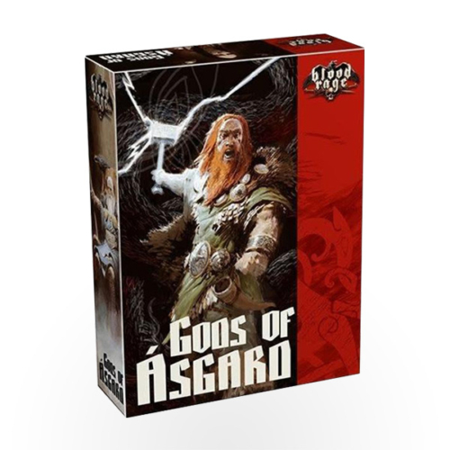 Stalo žaidimas Blood Rage - Gods of Asgard