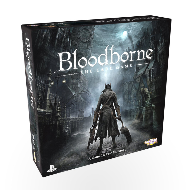 Stalo žaidimas Bloodborne: The Card Game