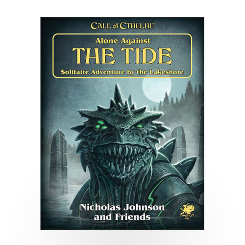 Call of Cthulhu: Alone Against The Tide