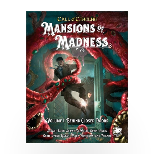 Call of Cthulhu - Mansions of Madness Volume I: Behind Closed Doors