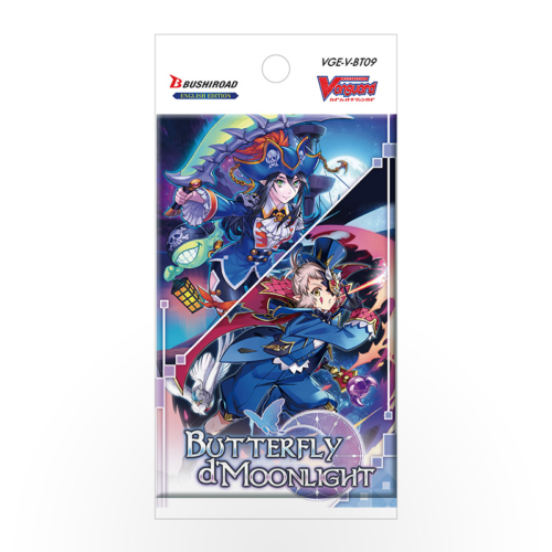 Cardfight!! Vanguard - Butterfly d'Moonlight Booster