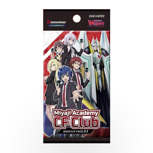 Cardfight!! Vanguard V - Miyaji Academy CF Club booster