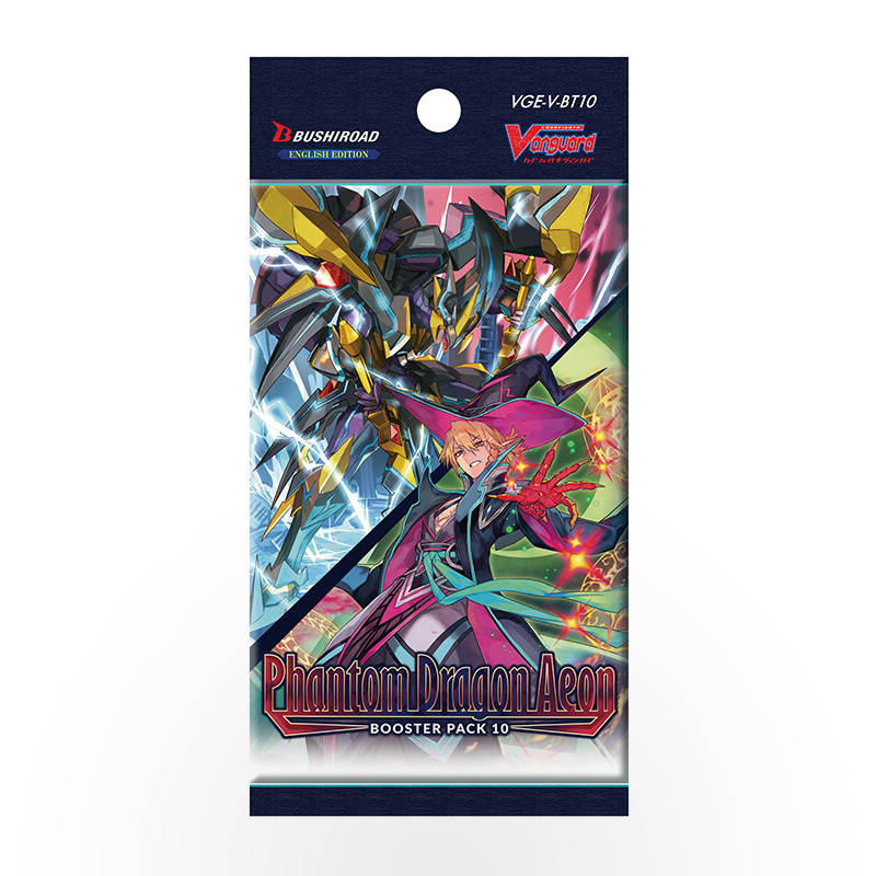 Cardfight!! Vanguard - Phantom Dragon Aeon Booster