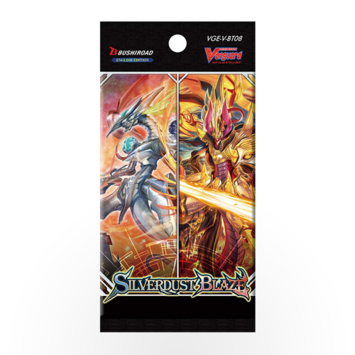 Cardfight! Vanguard - Silverdust Blaze Booster