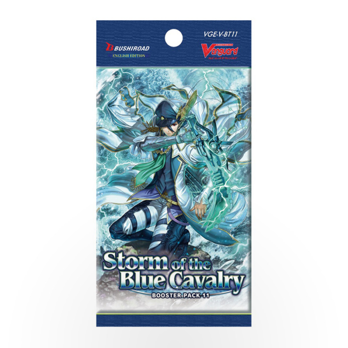 Cardfight!! Vanguard - Storm of the Blue Cavalry Booster