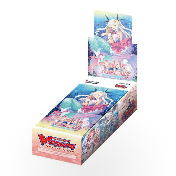 Cardfight!! Vanguard - Twinkle Melody Extra Booster Box