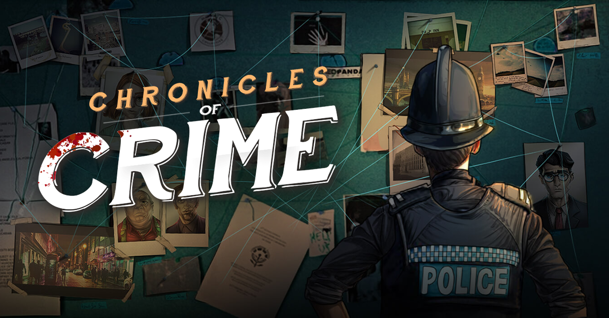 Chronicles of Crime žaidimas
