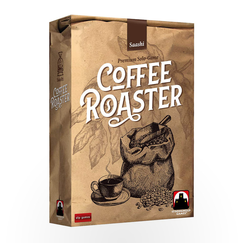 Board game Coffee Roaster