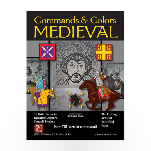 Stalo žaidimas Commands & Colors: Medieval