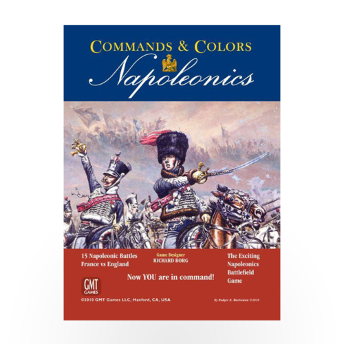 Stalo žaidimas Commands & Colors: Napoleonics