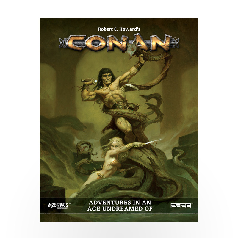 Robert E. Howard's Conan: Adventures in an Age Undreamed Of