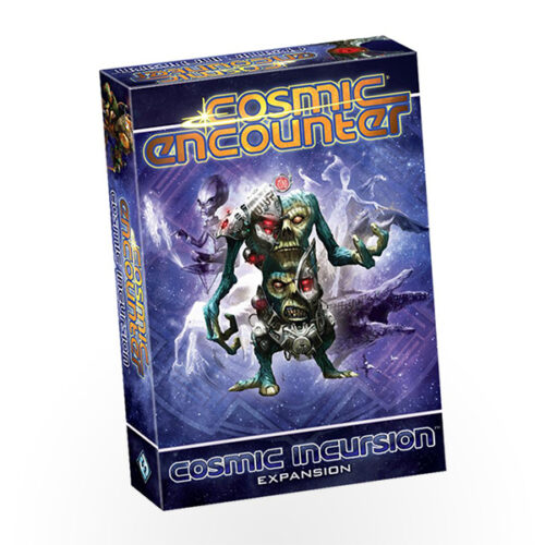 Stalo žaidimas Cosmic Encounter: Cosmic Incursion