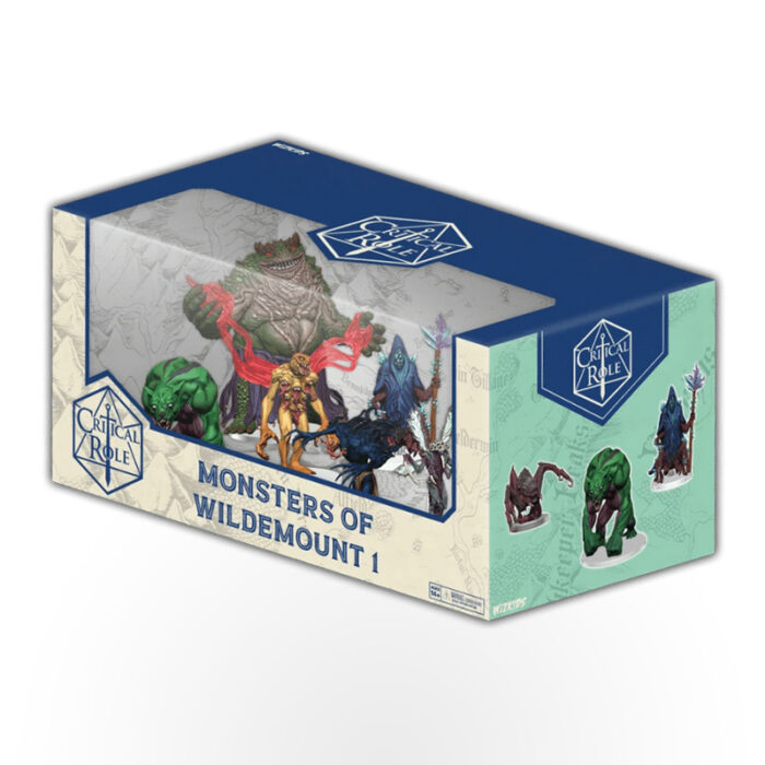 Critical Role: Monsters of Wildemount - 1 Box Set