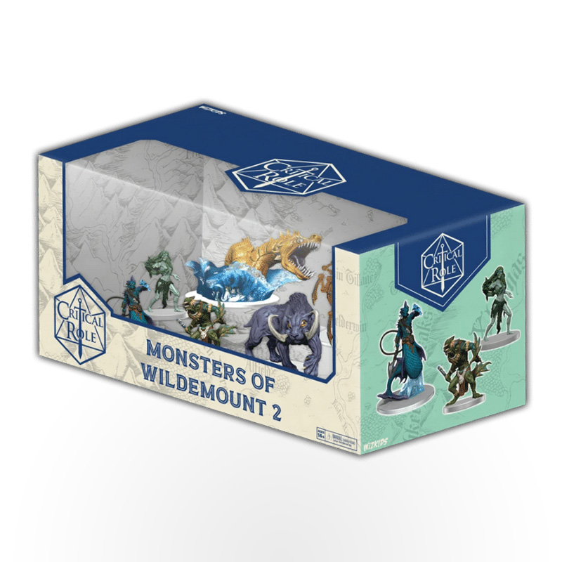 Critical Role: Monsters of Wildemount - 2 Box Set