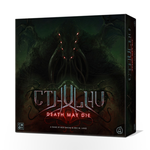 Stalo žaidimas CTHULHU: Death May Die