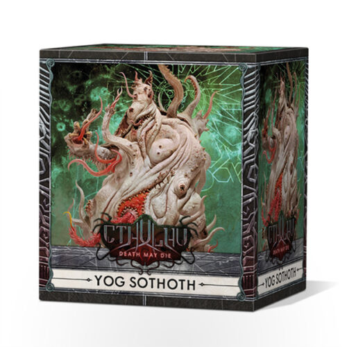 Stalo žaidimas Cthulhu: Death May Die - Yog Sothoth Expansion
