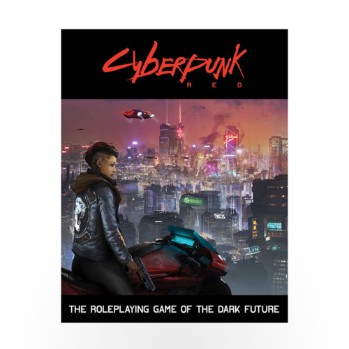 Cyberpunk RED: The Roleplaying Game of the Dark Future