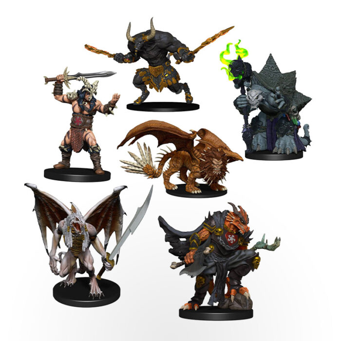 Dungeons & Dragons: Icons of the Realms – Arkhan the Cruel and The Dark Order