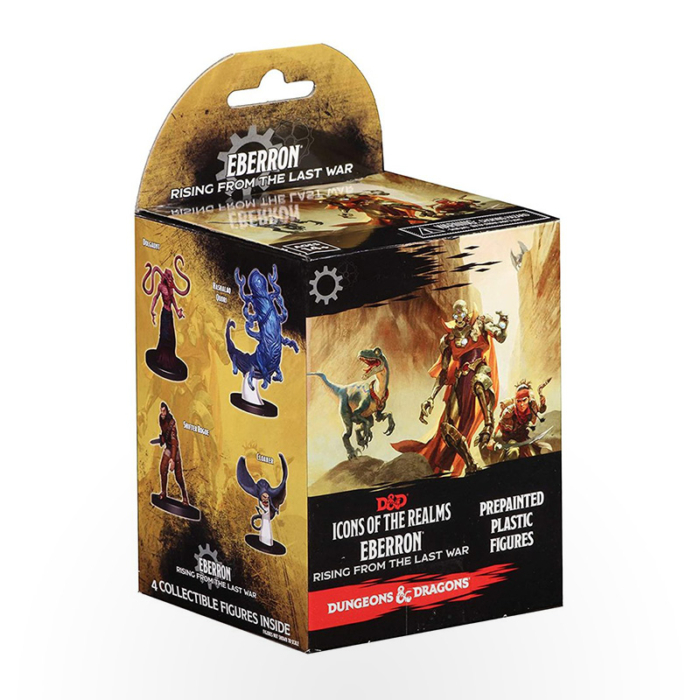 Dungeons & Dragons: Icons of the Realms – Eberron: Rising From the Last War Booster Pack