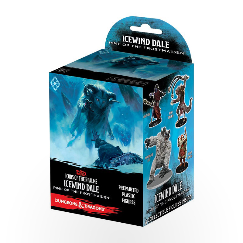 Dungeons & Dragons: Icons of the Realms – Icewind Dale: Rime of the Frostmaiden Booster Pack