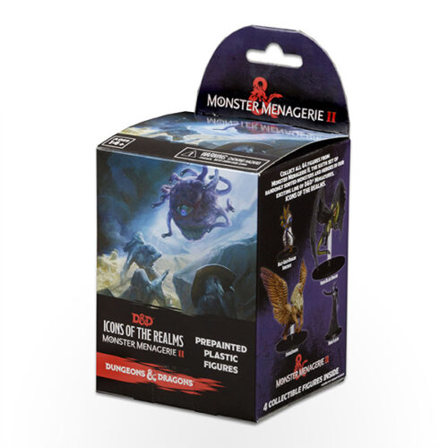 Dungeons & Dragons: Icons of the Realms - Monster Menagerie 2 Booster Pack