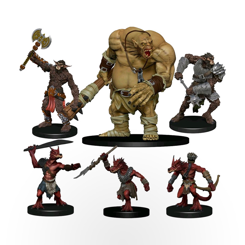 Dungeons & Dragons: Icons of the Realms – Monster Pack: Cave Defenders
