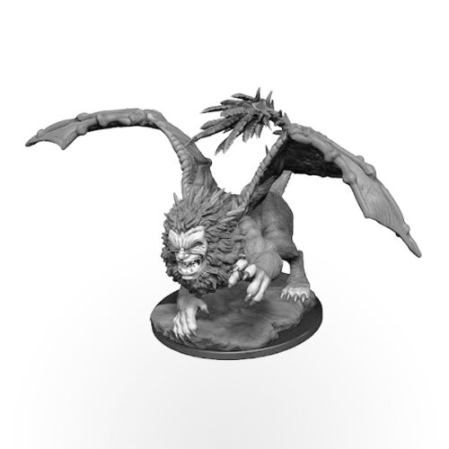 D&D Nolzur's Marvelous Miniatures: Manticore