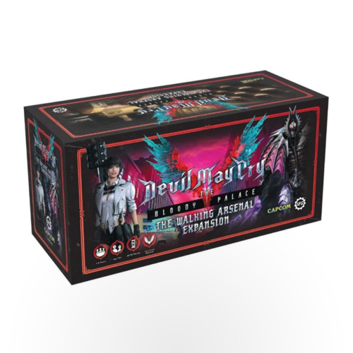 Stalo žaidimas Devil May Cry: The Bloody Palace -The Walking Arsenal Expansion