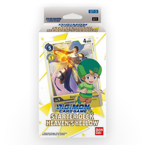 Digimon TCG - Starter Deck: Heaven's Yellow