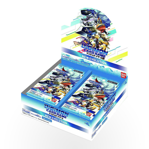 Digimon TCG - Ver 1.0 Release Special Booster Pack Display