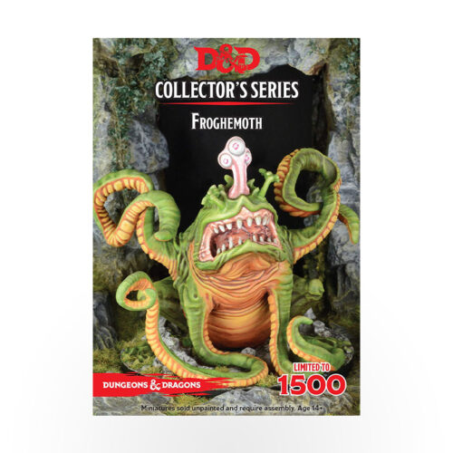 Dungeons & Dragons: Collector's Series Miniatures - Froghemoth