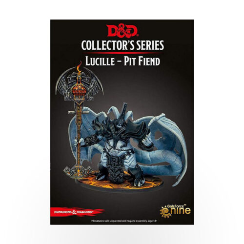 Dungeons & Dragons: Collector's Series Miniatures - Lucille-Pit Fiend