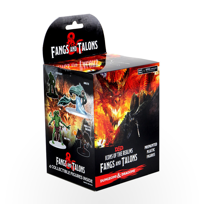 Dungeons & Dragons: Icons of The Realms – Fangs and Talons Booster
