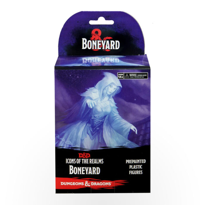 Dungeons & Dragons: Icons of the Realms – Boneyard Booster Pack