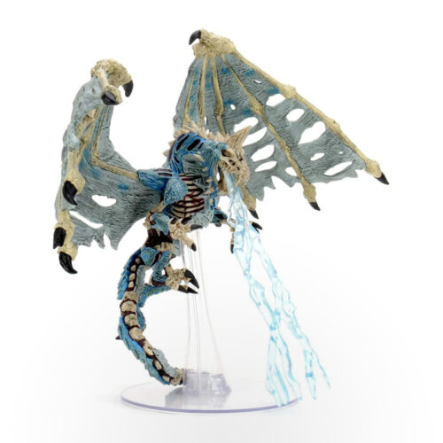 Dungeons & Dragons: Icons of the Realms: Boneyard Premium Set - Blue Dracolich