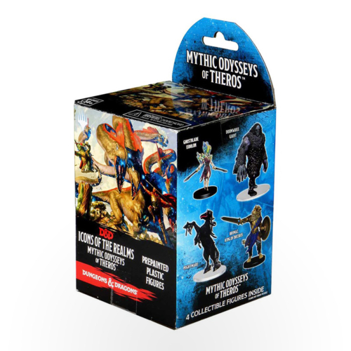 Dungeons & Dragons: Icons of the Realms – Mythic Odysseys of Theros Booster Pack
