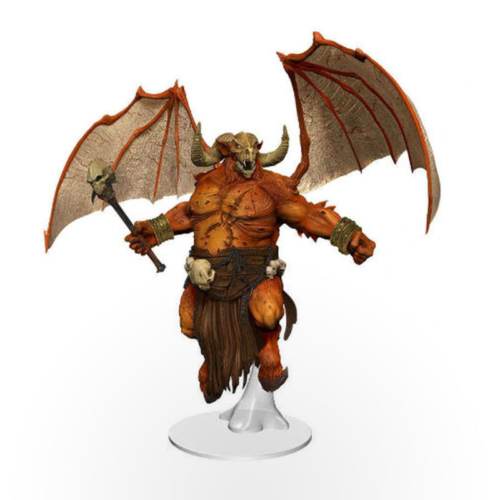 Dungeons & Dragons: Icons of The Realms – Demon Lord - Orcus, Demon Lord of Undeath Premium Figure